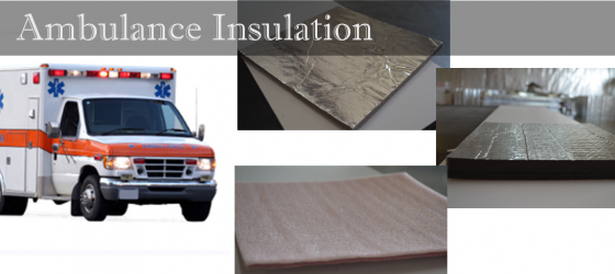 Ambulance Insulation