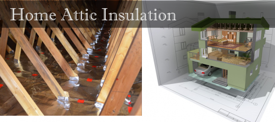 Home Attic Insulation